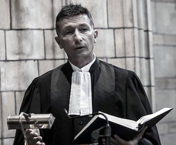 stephane Desmarais pasteur Eglise protestante française Londres