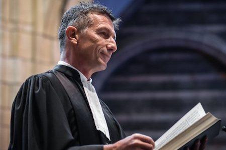 Stéphane Desmarais pasteur eglise protestante française de londres