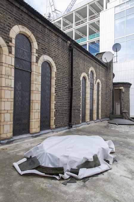 eglise protestante française de londres toiture degradée fundraisingtoiture