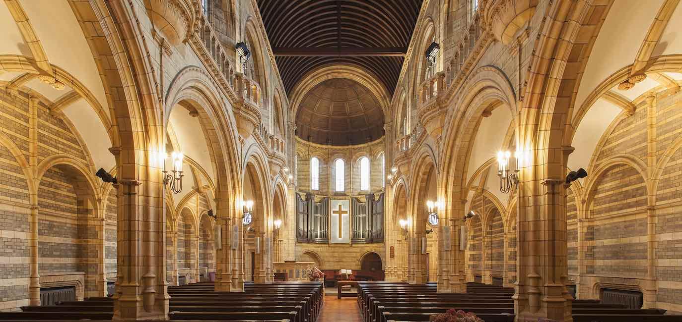 Eglise protestante espace à louer au coeur de Londres