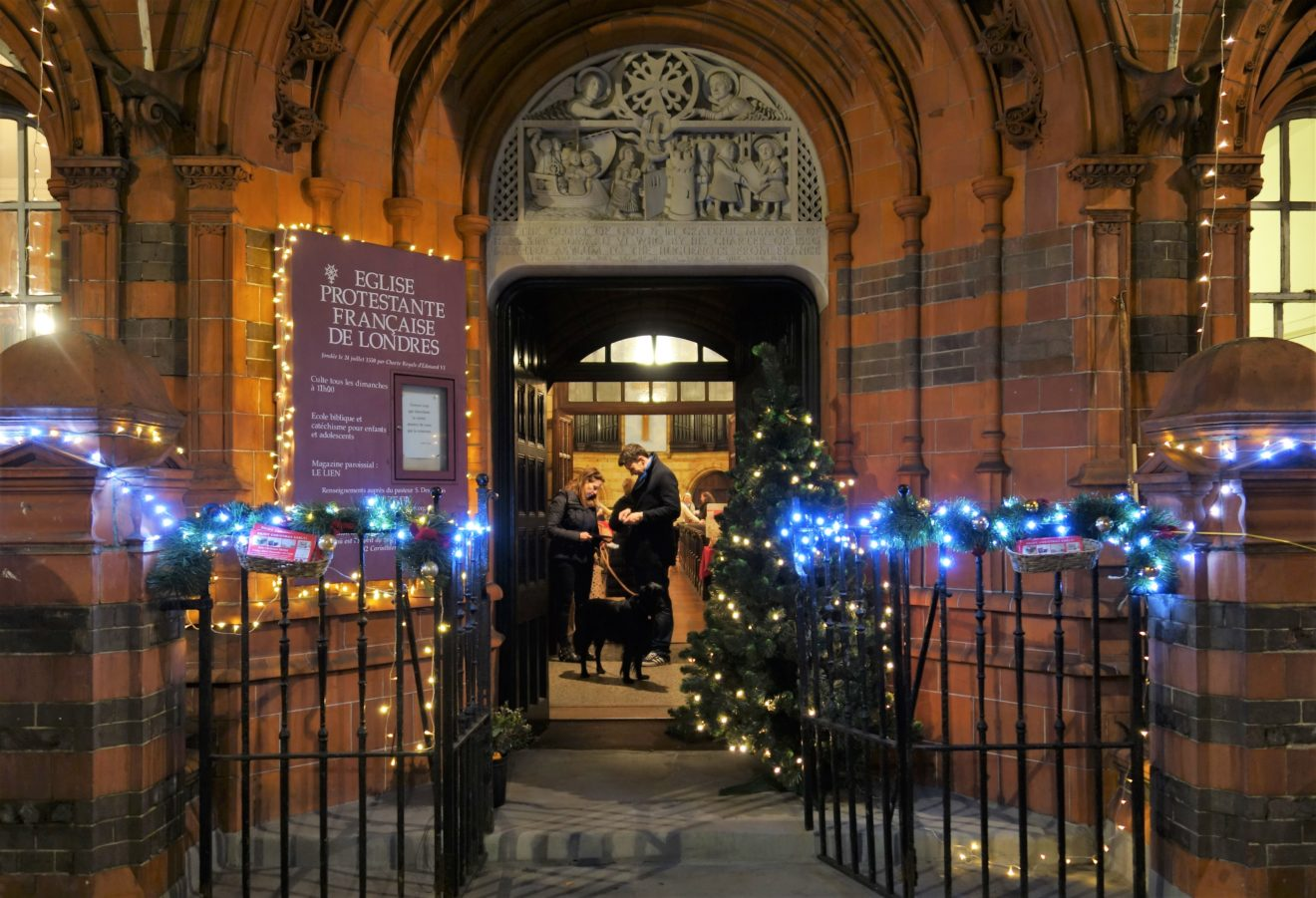 Portes ouvertes Christmas Market Eglise Protestante