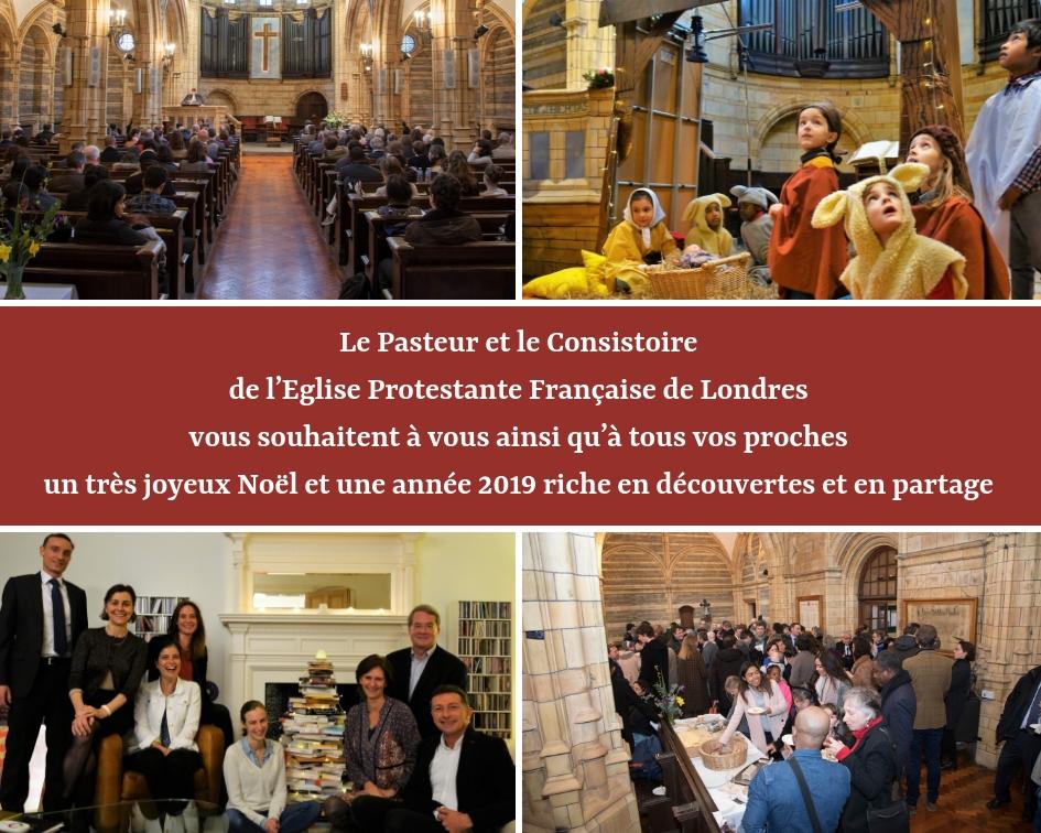 Image De Noel 2019.Joyeux Noel 2019 French Protestant Church Of London