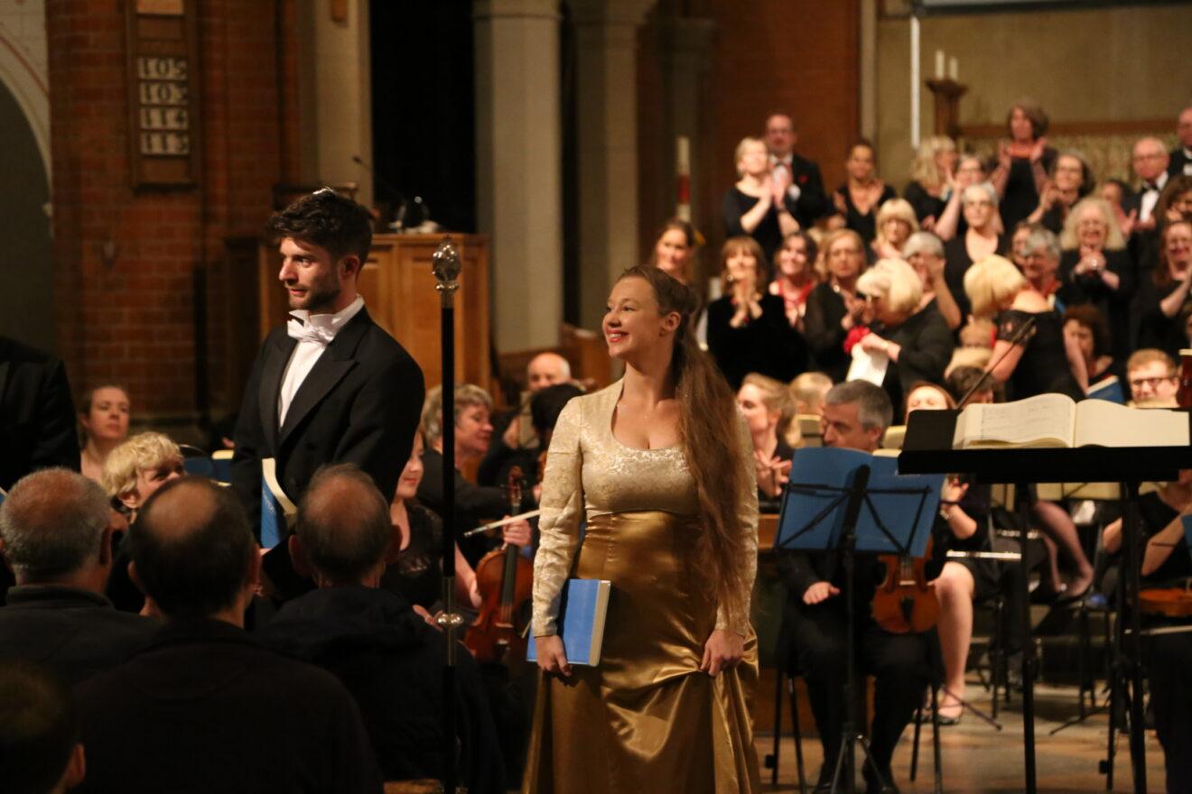 Elise en concert